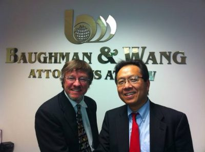 Baughman & Wang Attorneys at Law
