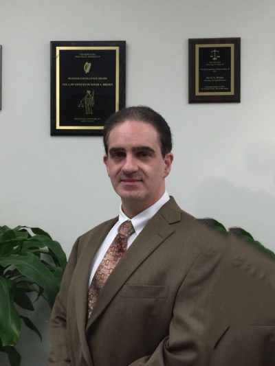 David A. Bredin