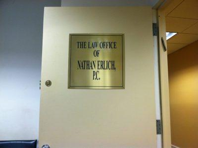 NATHAN, ERLICH office