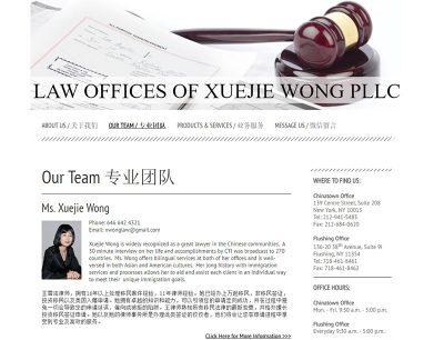 Xuejie Wong